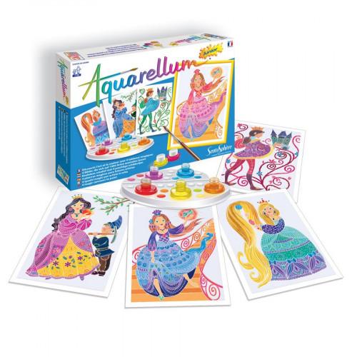 Aquarellum junior - Les contes de Grimm