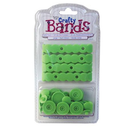 Crafty Bands - Kit de recharges - Vert