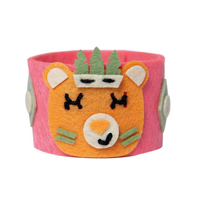 Box DIY Bracelet en feutrine