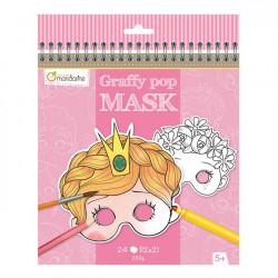 Graffy Pop Mask