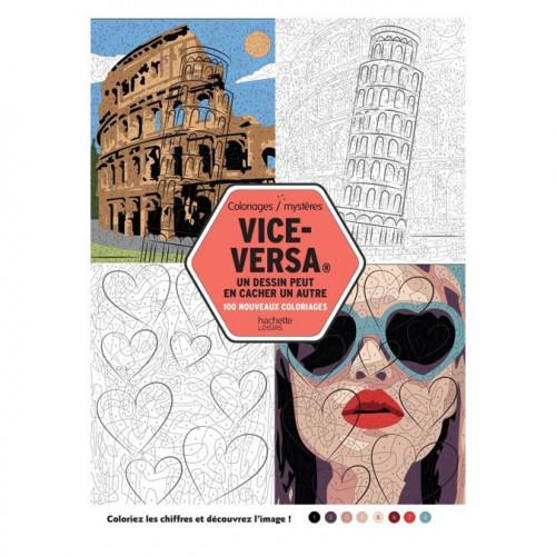 Coloriages mystères Vice Versa 2