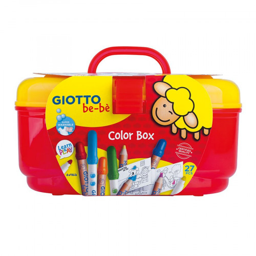 Coffret de coloriage Be-bè Supercolor