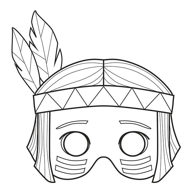 Graffy Pop Mask - Garçon