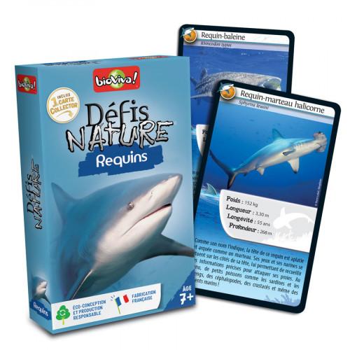 Jeu Défis Nature Requins