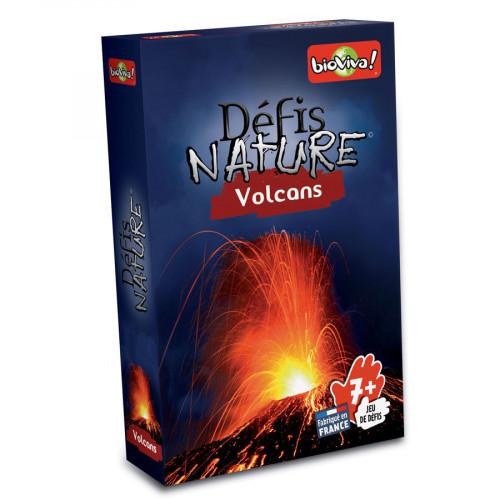 Jeu Défis Nature Volcans