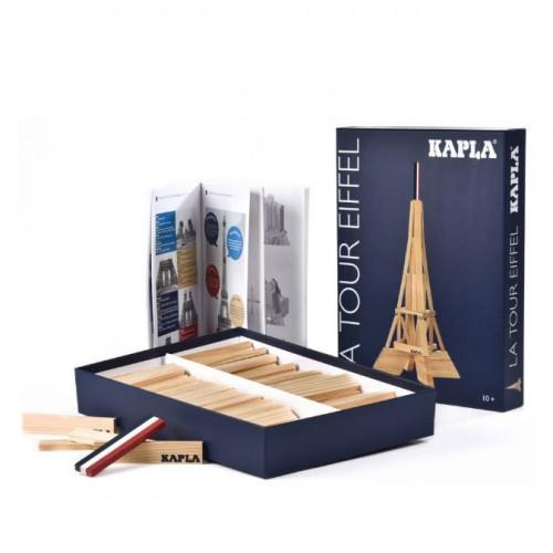 Jeu de construction en bois KAPLA La Tour Eiffel