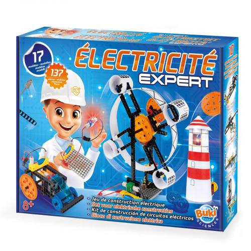 Jeu de construction électrique - Electricité Expert