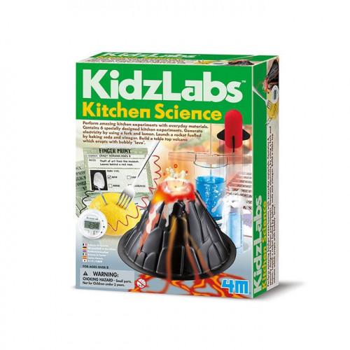Kidzlabs - Kit science en cuisine