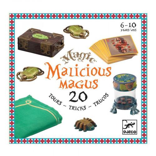 Coffret de magie - Malicious Magus - 20 tours de magie