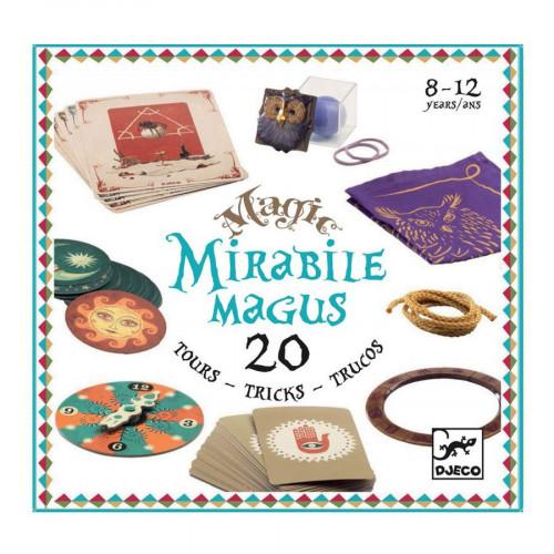Coffret de magie - Mirabile Magus - 20 tours de magie