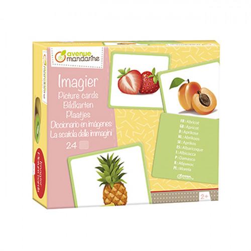 Imagier Fruits