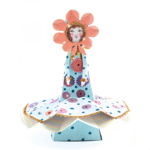 Atelier ArtyPaper - Paillettes - Mademoiselle Blossom