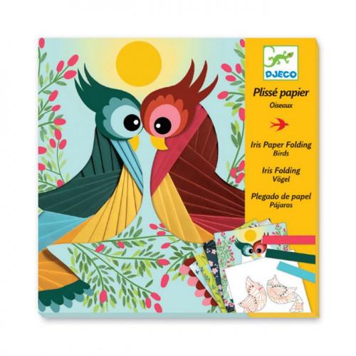 Atelier papiers créatifs - Oiseaux