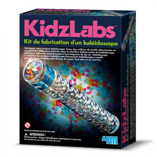Kit de fabrication d'un kaleidoscope