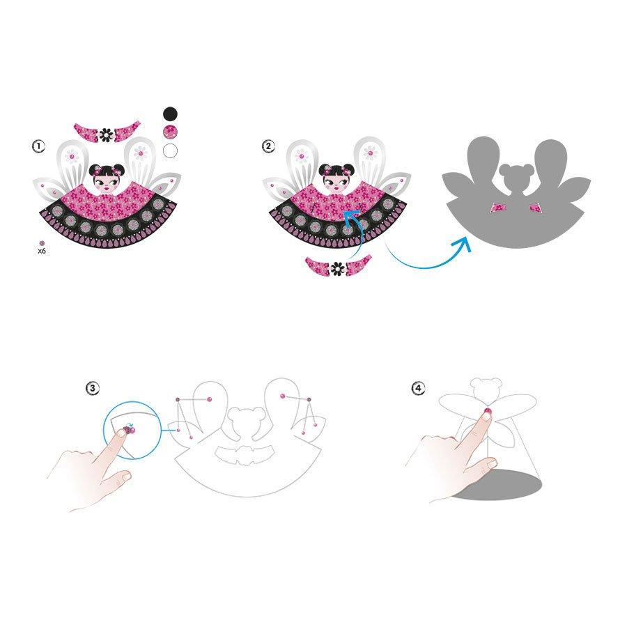 Atelier Janod - Guirlandes de fées - 4 pcs