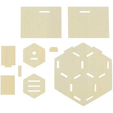 Boîte créative Maison à insectes