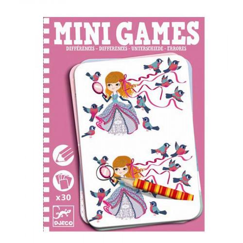 Mini Games - Les différences de Léa