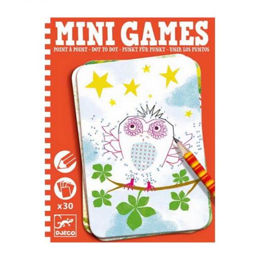 Mini Games - Point à point d'Elisa