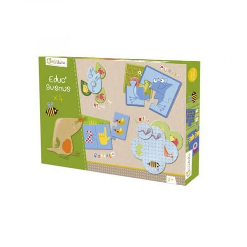 Educ' Avenue - Jeux Educatifs - Le Jardin