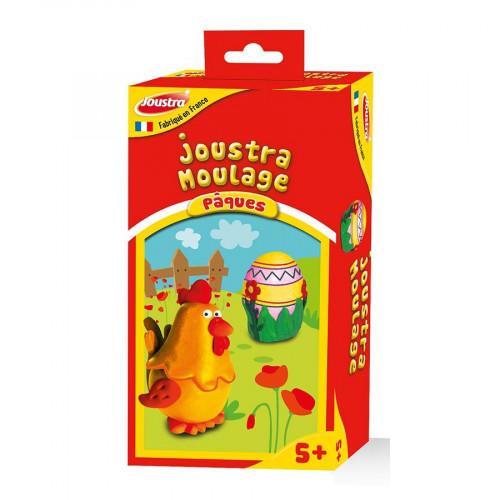 Set de moulage - Pâques - Poule et œuf