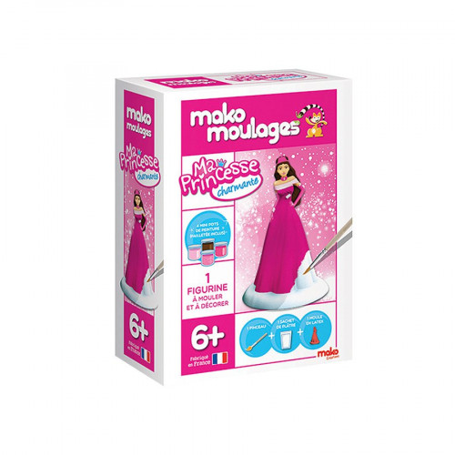 Mako Moulages - Ma Princesse Charmante