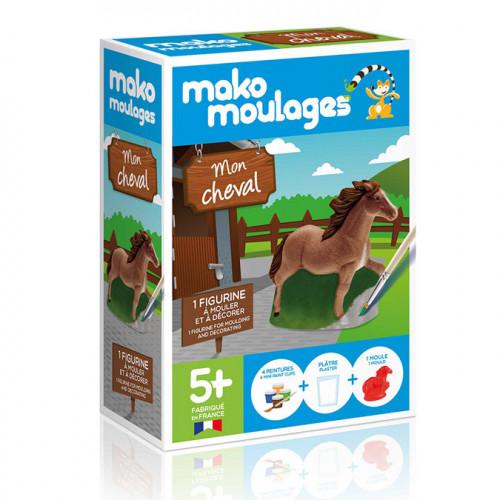 Kit de moulage Mon cheval