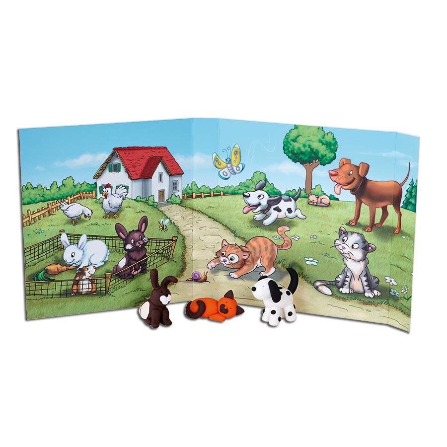 Fimo Kids - Form & Play - Animaux