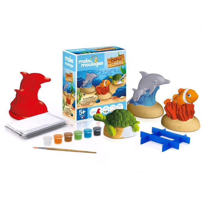 Kit de moulage Cap sur la mer