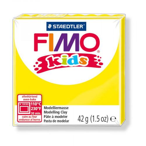 Fimo Kids - Jaune - 42 g