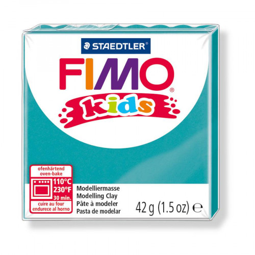 Fimo Kids - Turquoise - 42 g