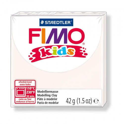 Fimo Kids - Blanc - 42 g