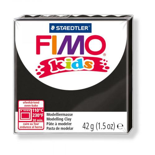 Fimo Kids - Noir - 42 g