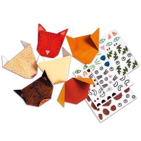 Origami - Initiation - Animaux