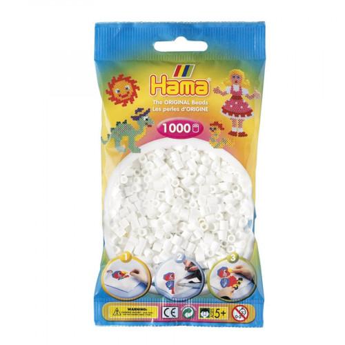 Perles à repasser Midi x 1000 - Blanc