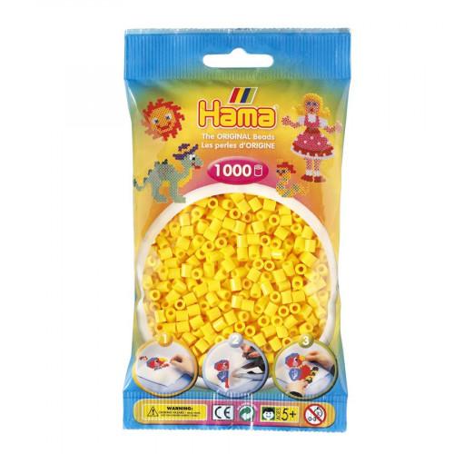 Perles à repasser Midi x 1000 - Jaune