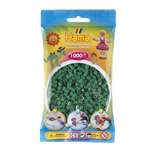 Perles à repasser Midi x 1000 - Vert