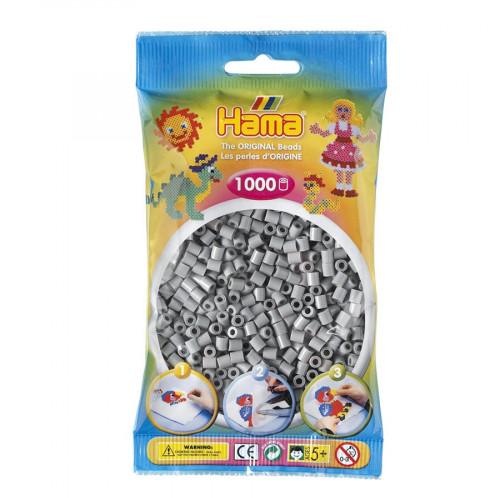 Perles à repasser Midi x 1000 - Gris