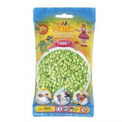 Perles à repasser Midi x 1000 - Vert pastel