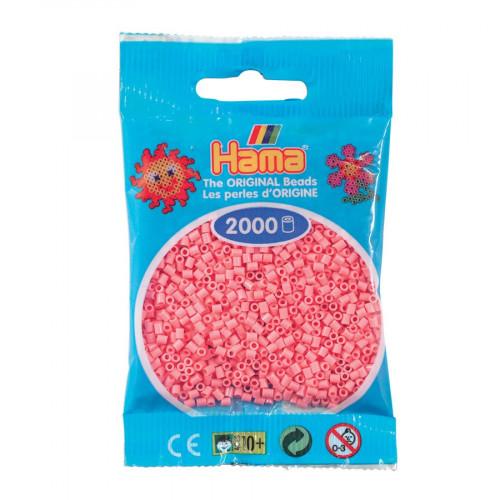 Perles à repasser Mini x 2000 - Rose