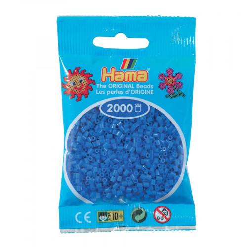 Perles à repasser Mini x 2000 - Bleu