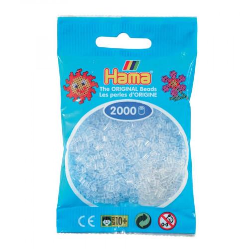 Perles à repasser Mini x 2000 - Transparent