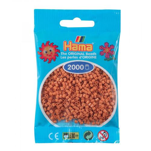 Perles à repasser Mini x 2000 - Marron