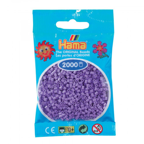 Perles à repasser Mini x 2000 - Violet