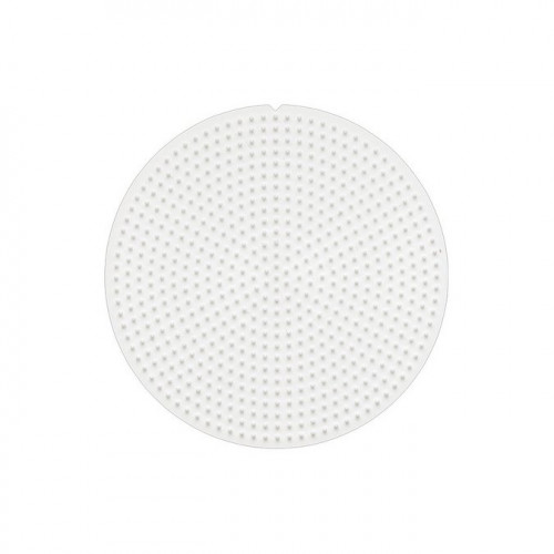 Plaque pour perles à repasser Mini - Rond - 7,8 cm
