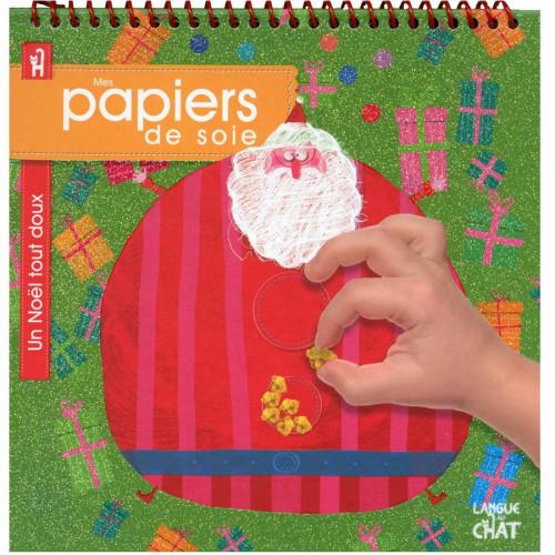 Livre Mes papiers de soie, un Noël tout doux