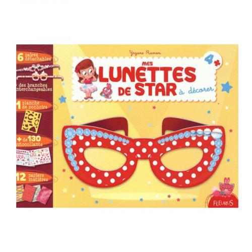 Album - Mes lunettes de star à décorer