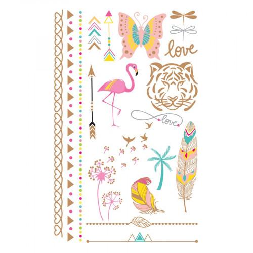 Stickers Tatoo - Love