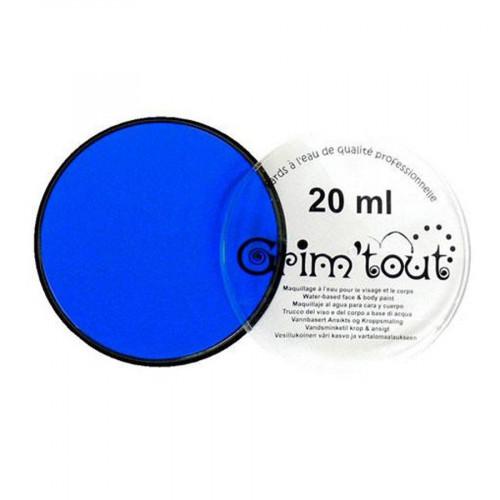 Fard Grim'Tout 20 ml - Bleu vif