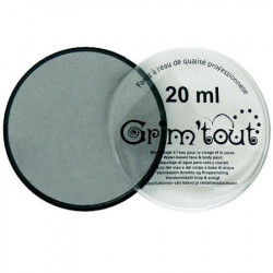 Fard Grim Tout 20 ml - Argent métallique