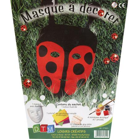 Kit masque - Coccinelle